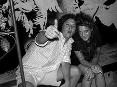 Bazzini people ♥ (maseguardoilmondoatestaingiu) Tags: party people photography gente hiphop bergamo bg debora lorenzi bazzini longuelo dblph