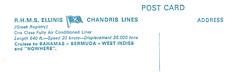 RHMS Ellinis (Chandris Lines) (Reverse)
