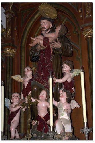 En la Iglesia de los Jerónimos. Madrid