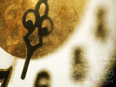 Textured Clock Hand-Macro (Krista Gabbard) Tags: macro texture clock vintage 50mm design hand number hour oldfashioned