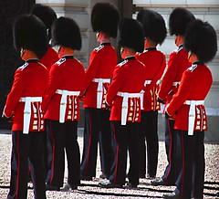 London 029 - Buckingham Palace Guards (BrianRope) Tags: england london buckinghampalace guards