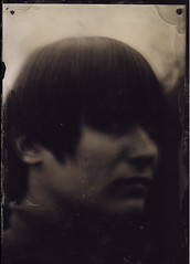 Wet Plate Collodion (Witness to Light) Tags: uk portrait alternative alternativeprocess collodion wetplatecollodion witnesstolight
