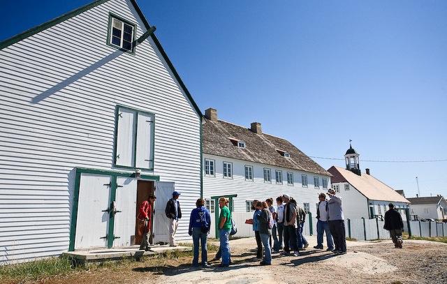 Moravian Mission, Hopedale, Nunatsiavut