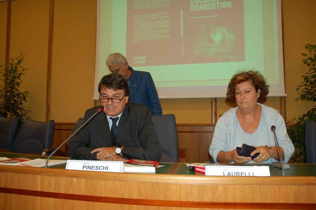 Massimo Pineschi e Luisa Laurelli