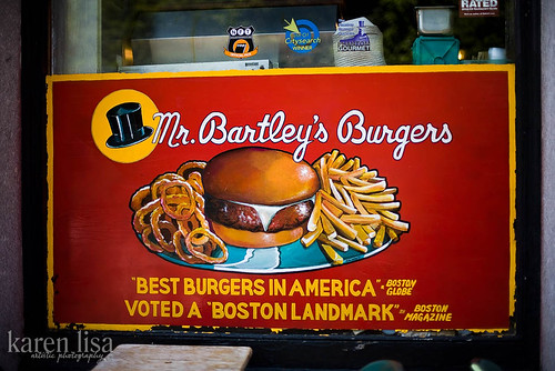 Mister Bartley's Burgers