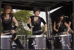 Fringe Sunday (Rich Dyson Photography) Tags: edinburgh unitedkingdom performers edinburghfringe fringesunday drumcats