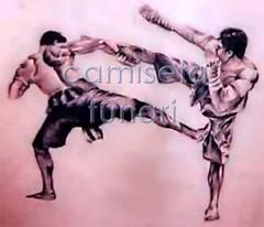 luta marcial muay thai
