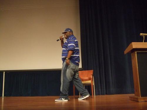 Chuck, the SEO Rapper