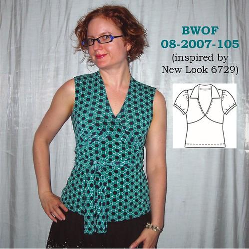 knit top patterns. Pattern Description: Knit top