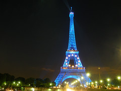 A bela: Torre Eiffel / The beauty: Eiffel Tower