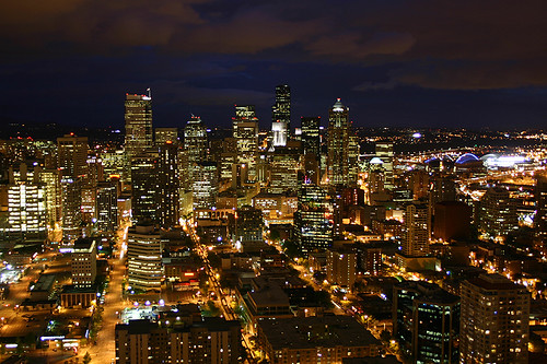 seattle financial district