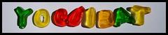 """"""" Haribo, c'est beau la vie ! """" (Yoggibat) Tags: moi bonbon haribo acidul glatine"""