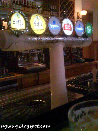 Hoegaarden on Tap!!!