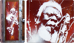 PHAROAH SANDERS (DAN23-PHOTO) Tags: street art strasbourg pharoah sanders dan23