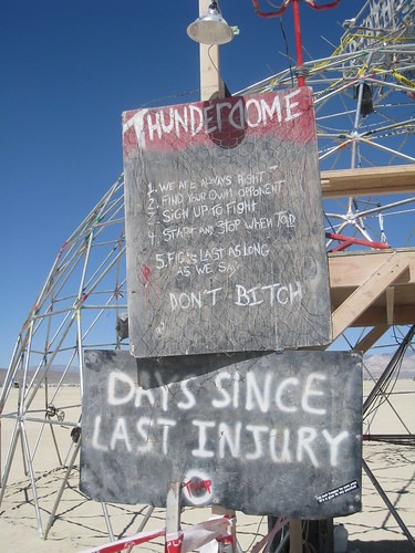 Death Guild & The Thunderdome