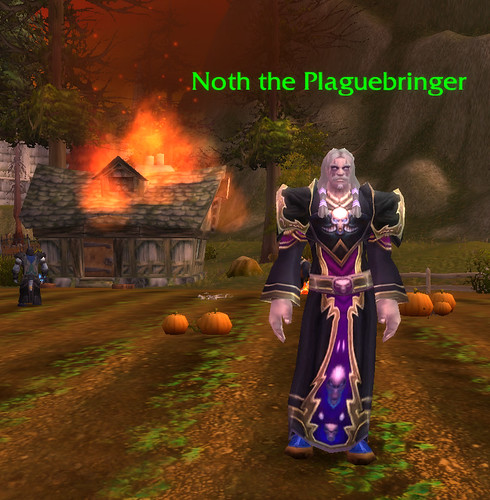 WotLK Beta: Noth the Plaguebringer