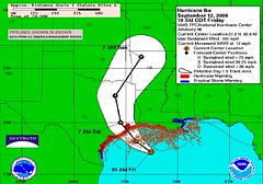Hurricane Ike - 3 Day Forecast - September 12,...