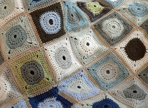 Crochet close up