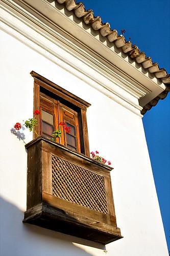 Paraty Window / Janela em Paraty