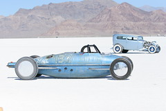 Scandinavian Street Rods belly tank (Transmission77) Tags: lake utah salt motorcycles bonneville hotrods speedweek t77 lsr bonnevilleflats bellytank transmission77com landspeedracing transmission77