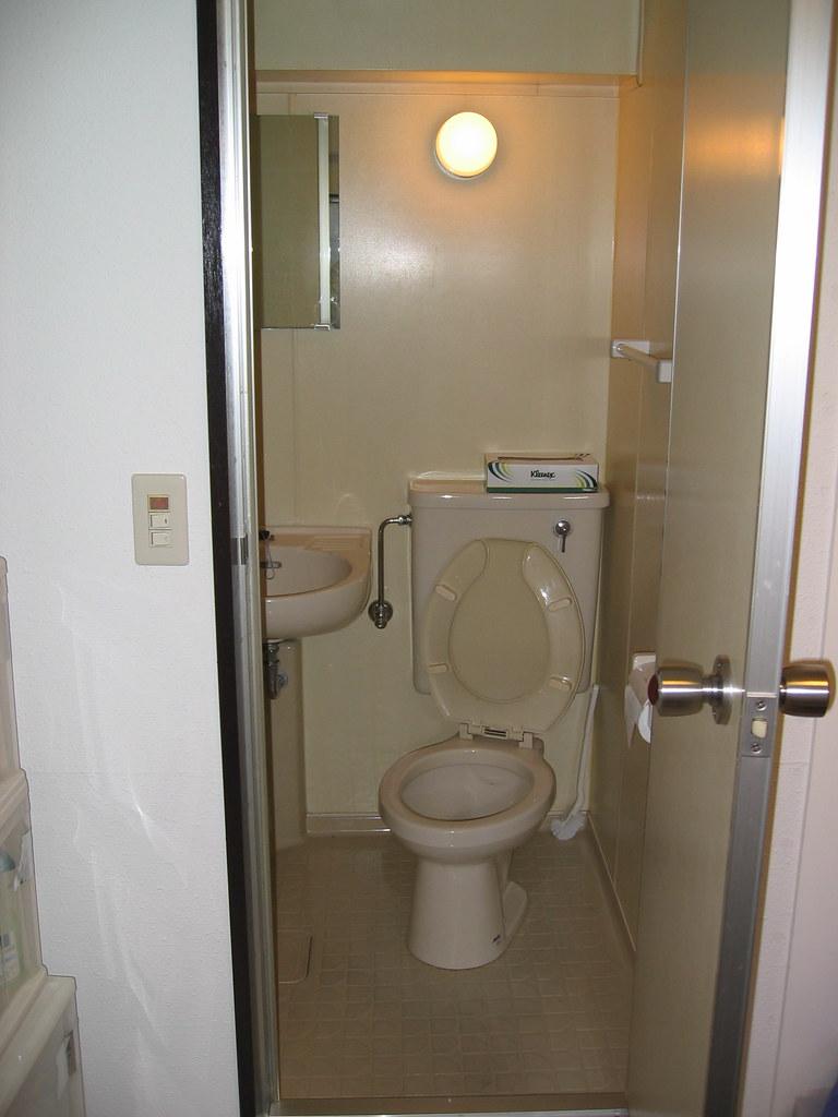 Myogadani Apartment Bathroom