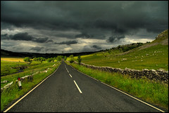 The Road to Ribblesdale (fatboyke (Luc)) Tags: road park uk england green window work landscape geotagged driving open britain yorkshire national northern hdr dales drivebyshooting ribbleshead abigfave anawesomeshot aplusphoto ysplix platinumheartaward excapture rubyphotographer hdraward geo:lat=54219143 geo:lon=2329916