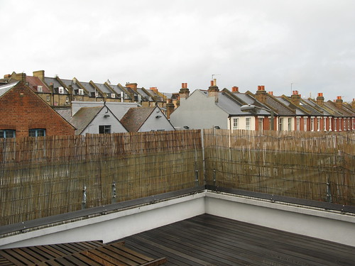 rooftops of Balham