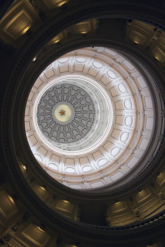 the texas capital dome