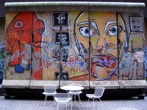 Berlin Wall, 53rd St.