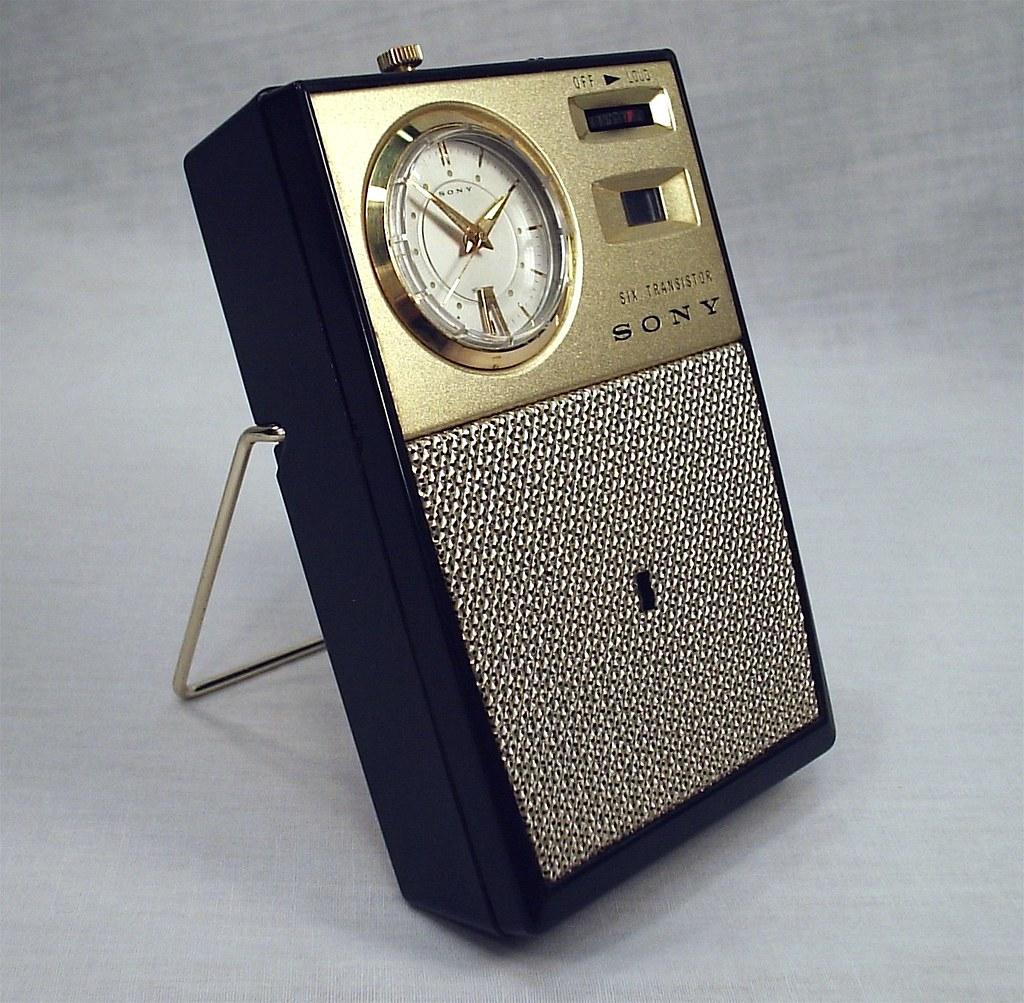 Sony TRW-621 with Citizen watch