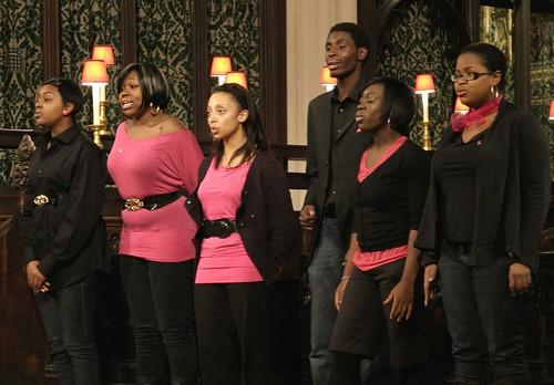 Revelation Choir from 'Last Choir Standing'