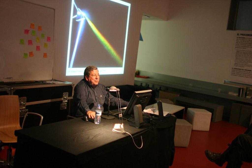 ¡Luz, más luz! De Goethe a Las Vegas (18.12.2008)