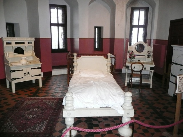 Lady Margaret's bedroom