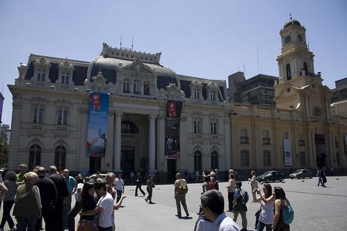 Santiago de Chile por Joost Berculo.