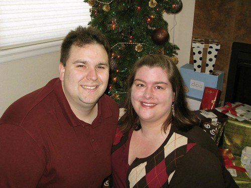 Ian & Me on Christmas Day