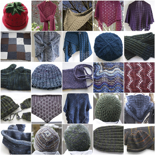 Knitting Projects 2008