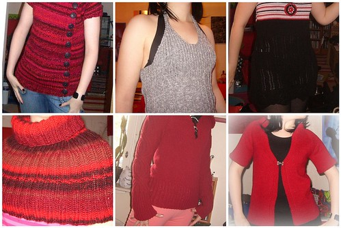 sweaters & tops 2008