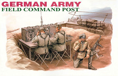 German Army, Field Command Post (tempotempo) Tags: detail illustration war dragon wwii ss helmet 1940 camo equipment worldwarii figurines soldiers kit uniforms 1942 1945 heer reenactment 1941 1939 osprey weapons 1944 worldwar2 1943 realism usarmy secondworldwar scalemodel wehrmacht ronvolstad ronaldvolstad