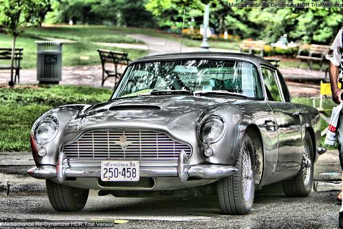 Bond...   James Bond...