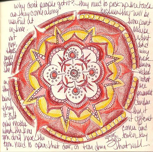 Frustration Mandala