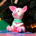 Piglet, Disney's Animal Kingdom Christmas Display