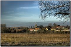 La commune de Fiennes 62-France-