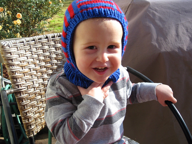 Ravelry Toddler Knitted Helmet Pattern By Sandy Turner