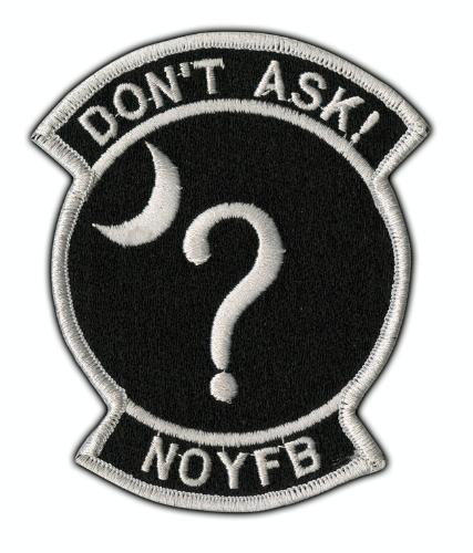 Don't Ask! NOYFB