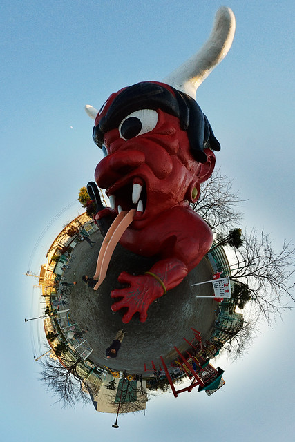 Devil's planet