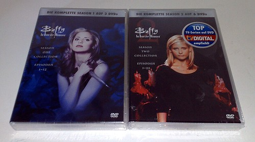 Buffy - Season One and Two