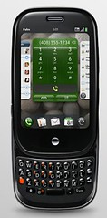 my next phone - the Palm Pre