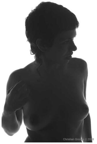 Entre Retrato y Desnudo