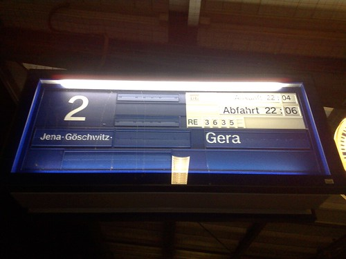 Weimar -> Jena