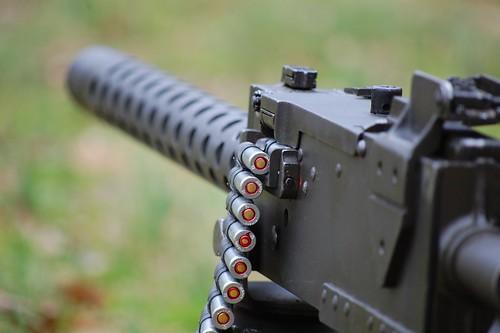 browning m1919a4 machine gun